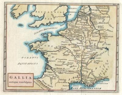 Ancient Gallia